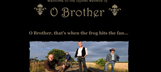 mondfish - grafik, webdesign und programmierung - O Brother - Kentucky, Bluegrass Band
