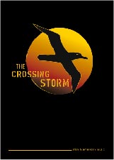 mondfish - grafik, webdesign und programmierung - Plakat - The Crossing Storm